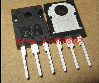 10pcs/lot TIP142 142 TO-247 In Stock