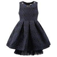 Childdkivy 2018 Spring Flower Girls Princess Dress Baby Girls Party Dress For Wedding Kids Dresses For