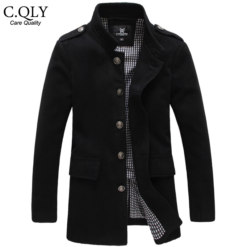 Online Get Cheap Wool Winter Coat Men -Aliexpress.com | Alibaba Group