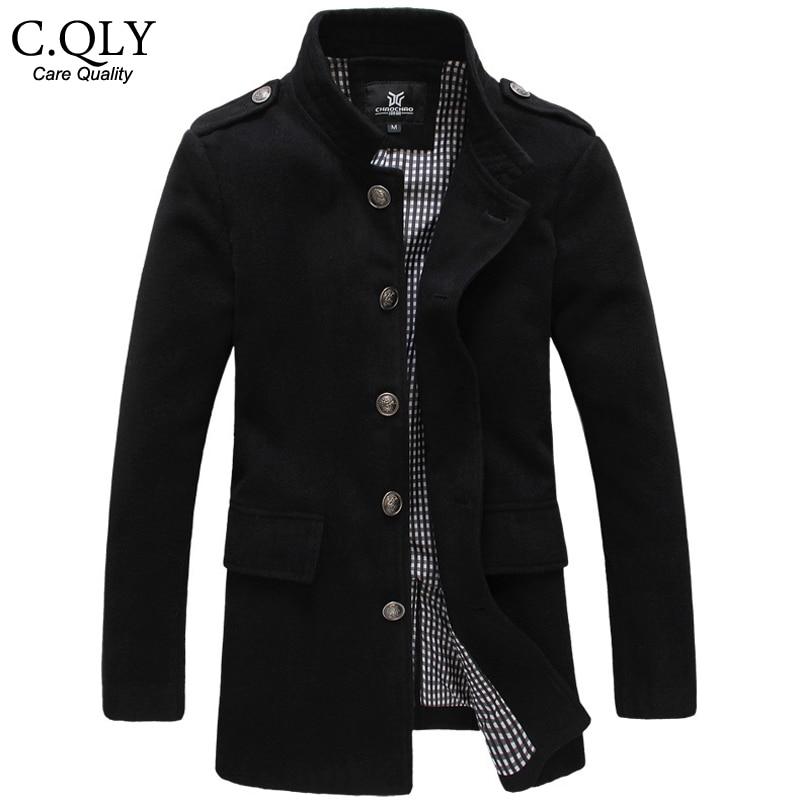 Online Get Cheap Winter Pea Coats Men -Aliexpress.com | Alibaba Group