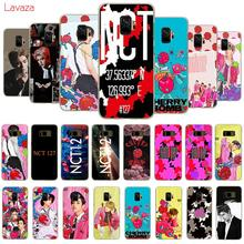 Lavaza NCT 127 Kpop Boy Hard Phone Cover for Samsung Galaxy S8 S9 S10 Plus A50 A70 A6 A8 A9 2018 Case
