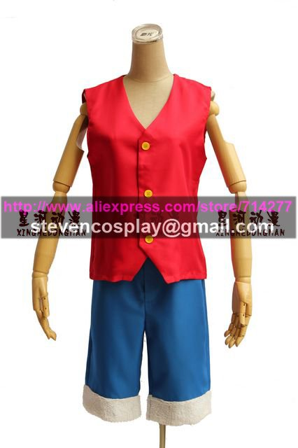 Monkey D Luffy One Piece character First appearance One Piece chapter 1 Romance Dawn Weekly Shōnen Jump No 34 1997 Created by Eiichiro Oda Voiced by