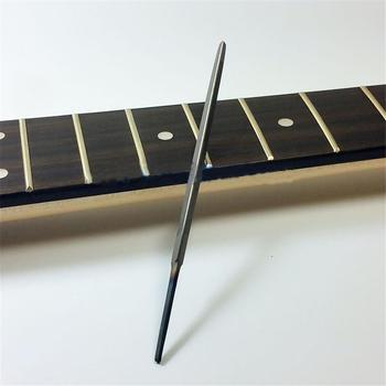 Smooth Corner Fret File 3-Corner Fret Dressing File For Guitar Repair Tool Hand Tool Parts Durable High Quality Quick Delivery image