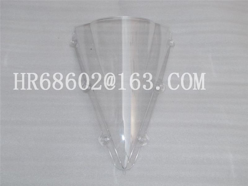 HotSale Freeshipping For Yamaha YZF 1000 R1 2004 2005 2006 White Windshield WindScreen Double Bubble yzf r1 04 05 06HotSale Freeshipping For Yamaha YZF 1000 R1 2004 2005 2006 White Windshield WindScreen Double Bubble yzf r1 04 05 06