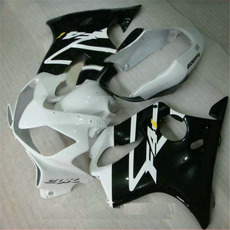 CBR600 F4i CBR 600 F4i injection 2004 2006 2007 Fairings.Toiletry kits&injection mold 04 06 07 CBR600F4i white black 05 2005-in Covers & Ornamental Mouldings from Automobiles & Motorcycles    1