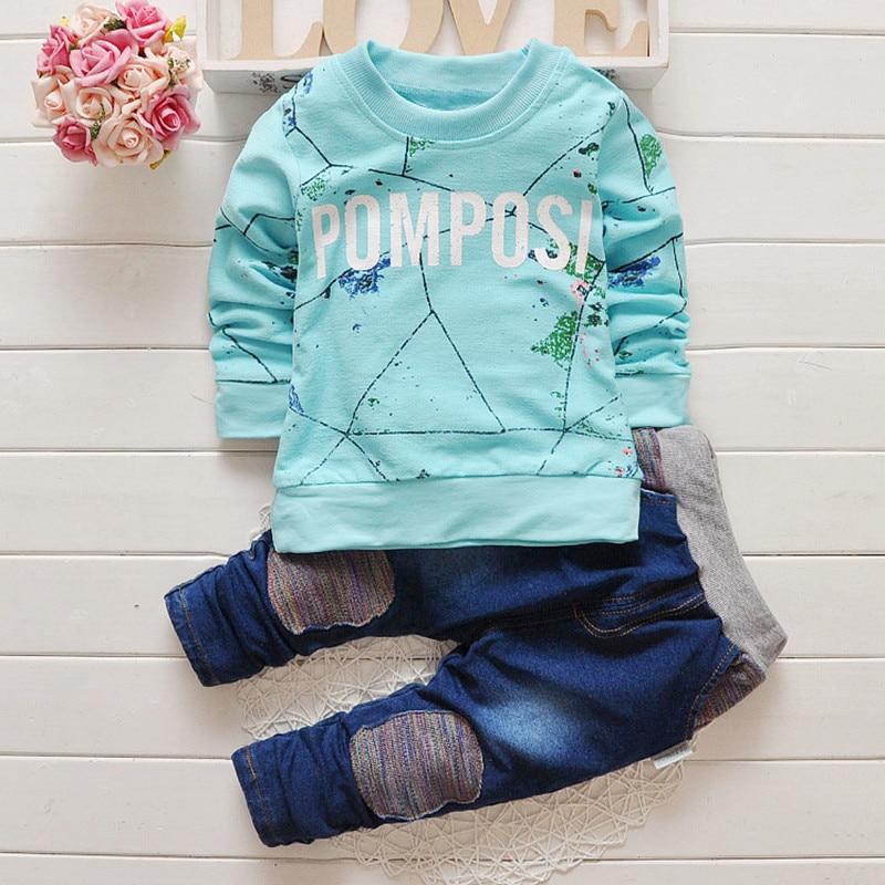 बच्चे लड़कों के कपड़े सेट - बच्चों के कपड़े