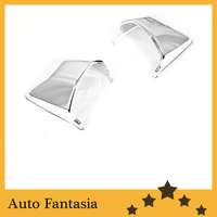 Chrome Side Mirror Support Cover for Toyota FJ Cruiser 07 12 Free Shipping
