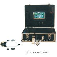 Pipe & Wall Inspection System With Moving Camera & 7Inch TFT LCD Display Pannel & Li ion Battery Supplied