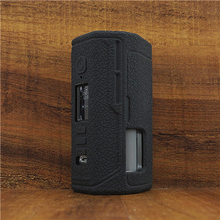 Texture-Case Vape-Cover Squonk Dna250c-Box Lost-Vape Silicone for Drone-Bf Rubber Skin