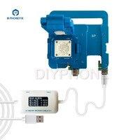 PHONEFIX 2 в 1 NAND Тесты приспособление JC T8 NAND Тесты светильник с JC C1 Smart ремонт кабель для iPhone 8 8 P материнскую плату ремонт