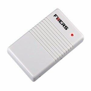 Image 3 - Fuers 433mhz repetidor de sinal sem fio sinal mais forte melhorar pir detector porta sensor sinal para g90b sistema alarme