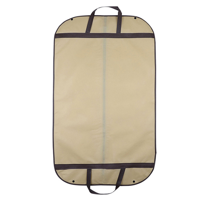 Suit Dust Cover Portable Travel Business Folding Hanging Garment Bag for Home Household Clothes Protector Case LT001