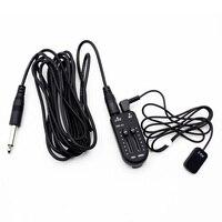 KQ 2 Acoustic Guitar Pick Up Wire Amplifier Speaker Volume Tone Control Box Pickups Guitar Violin