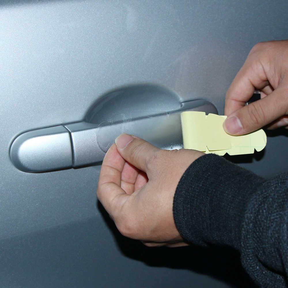 4 шт./компл. двери автомобиля ручка Защитная пленка для KIA Rio K2 K3 K5 K4 Cerato, Sportage R, SORENTO, Mohave, Оптима