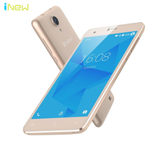 3g inew u8w ram 1 gb + rom 8 gb 5.5 pouce 2.5d android 5.1 mtk6580 quad core 1.3 ghz gps smartphone 8.0mp 2500 mah