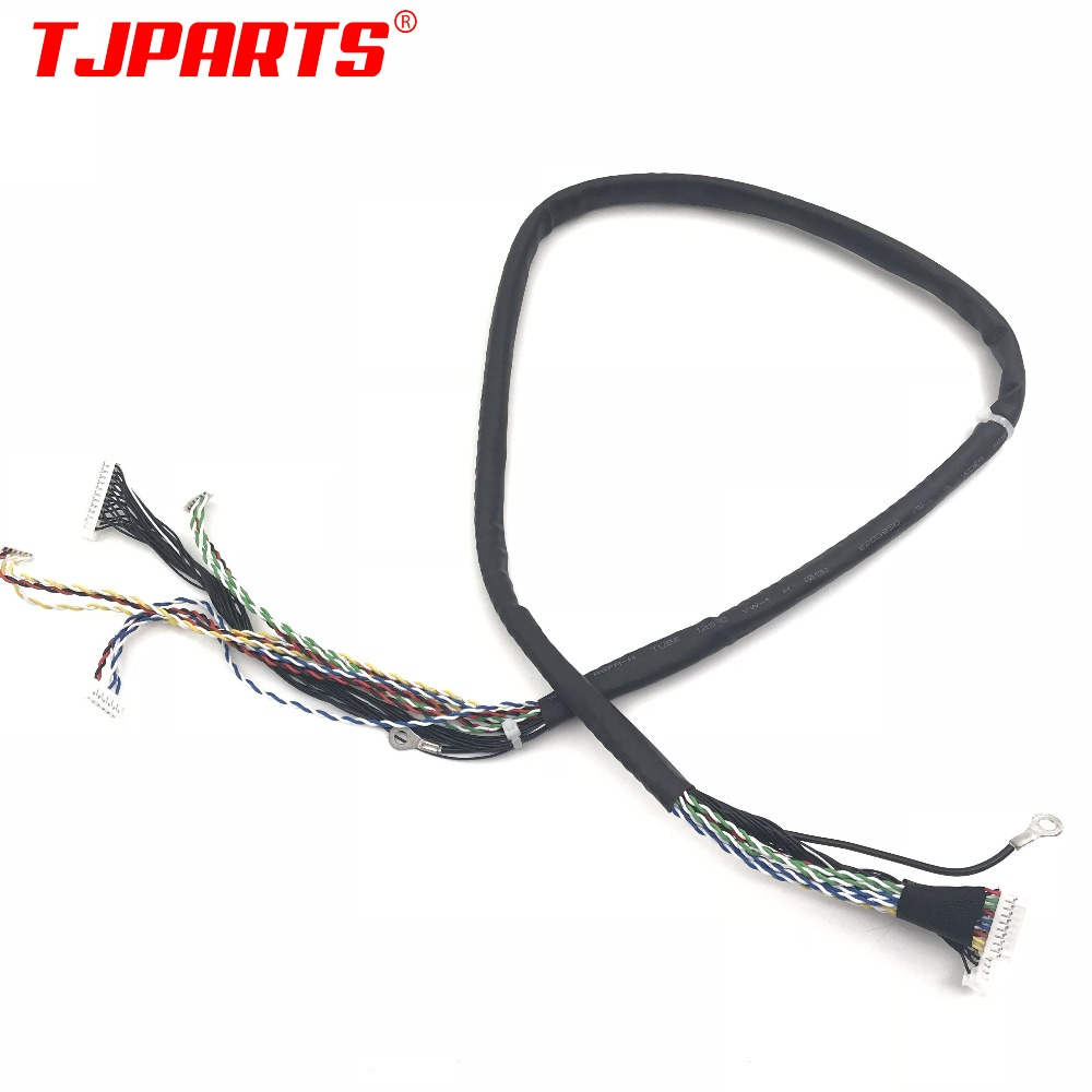 5PC X Q7404 50007 ADF Cable Assy Harness for HP Enterprise 500 MFP M525 M525dn M525f