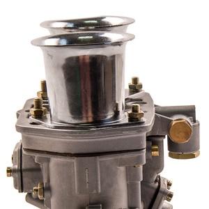 Image 5 - 2pcs สำหรับโฟล์คสวาเก้นสำหรับ Beetle สำหรับ VW สำหรับ Porsche 48IDF W/Air Horns คาร์บูเรเตอร์
