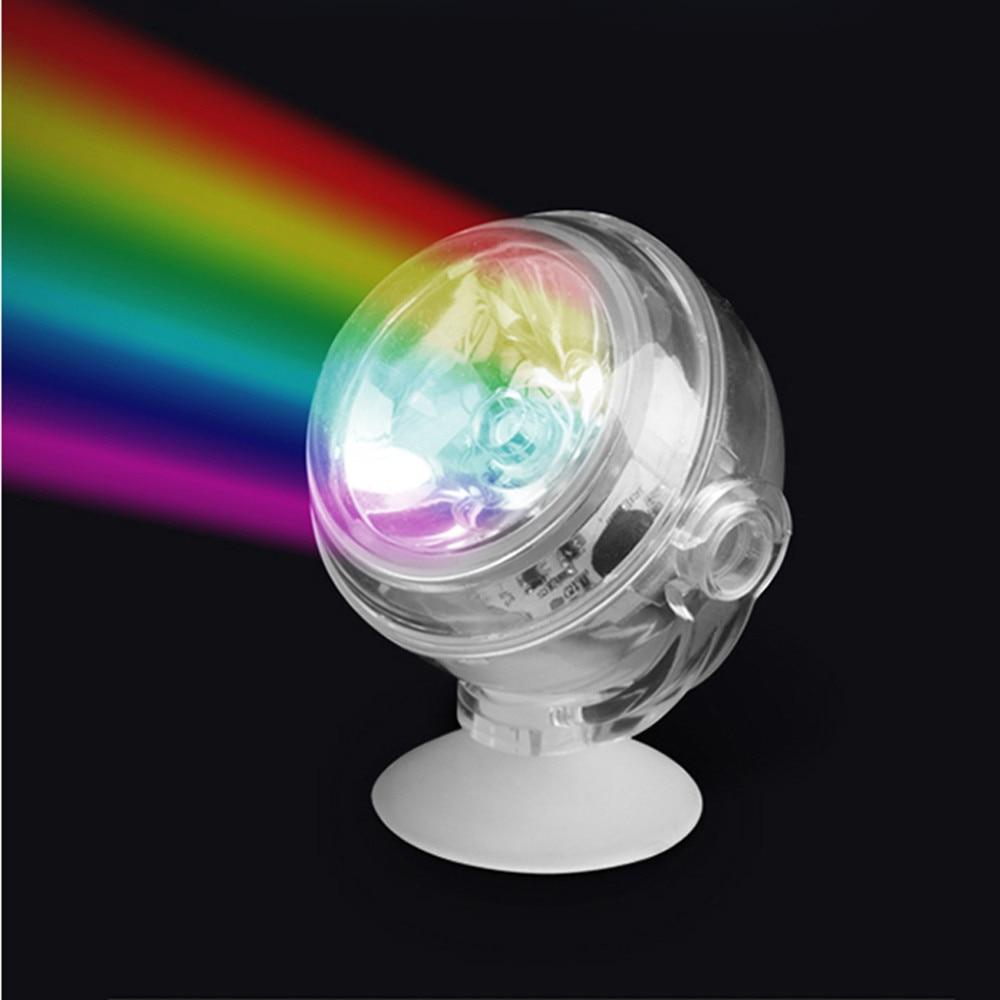 Eu Plug Fish Tank Lamp Projector Light Underwater
