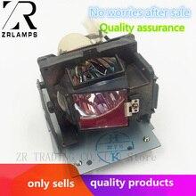 ZR Top qualité 5J. JED05.001 100% ampoule de projecteur dorigine avec boîtier pour W1090/TH683/HT1070/BH3020