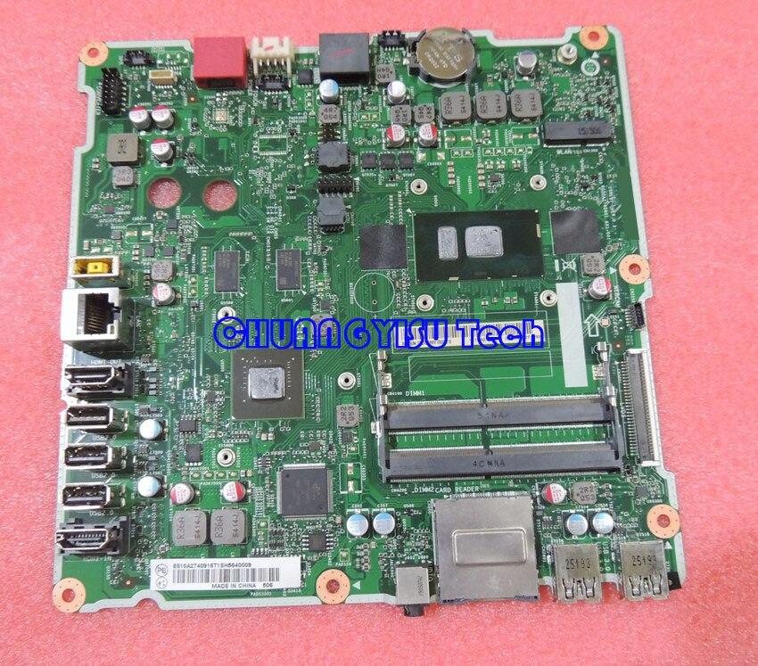 送料無料のためのオリジナルaio 300 23ISUで2グラムのgeforce 920Aマザーボードisklst 6050A2740901、ddr4、i5 6200u、作業パーフェクト  グループ上の パソコン & オフィス からの マザーボード の中 1