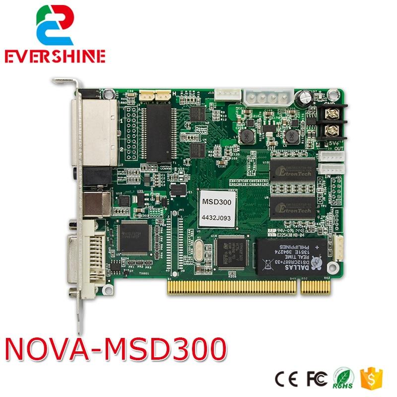 Nova M3 MSD300 LED Дисплей жіберу карточкасы, - LED Жарықтандыру - фото 2