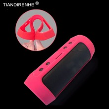 Newest for JBL Charge2+ Protective Case Cover Soft Silicone Holster Bluetooth Speaker Shockproof Waterproof Protective Sleeve