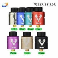 VIPER BF RDA çift post ile tasarım Reçine Goon Tarzı Reçine damla İpucu Vape RDA Tankı E sigara Hava Akımı Kontrolü Ayarlamak 24mm vapekit