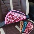 3D печать Безопасный автомобиль Seat Belt Настройщик ремень безопасности автомобиля настроить устройство ребенок ребенок протектор позиционер Дышащий для VW golf 4