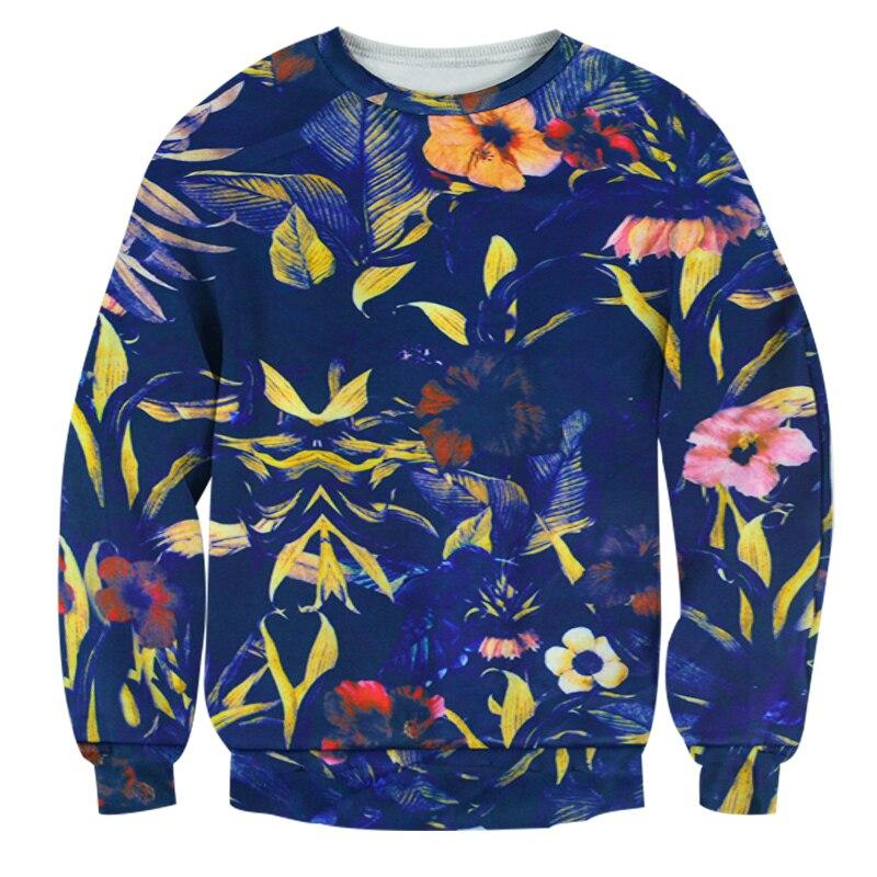 Alisister 2018 Nouvelle mode femmes/hommes 3d pulls molletonnés print weed feuille floral sweat hoodies punk à capuche moleton feminino sommets