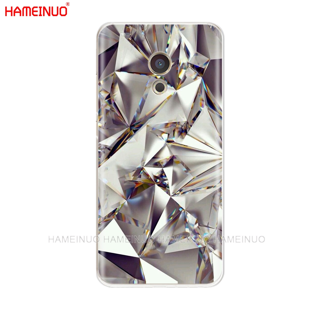 Crystal Diamond Cover phone Case for Meizu  1