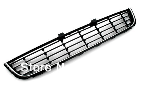 Front Bumper Center Lower Cooling Grille Insert For