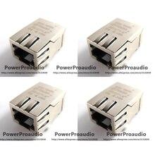 4 шт Ссылка Разъем Ethernet DKN1650 для Pioneer CDJ900 CDJ2000 RJ45