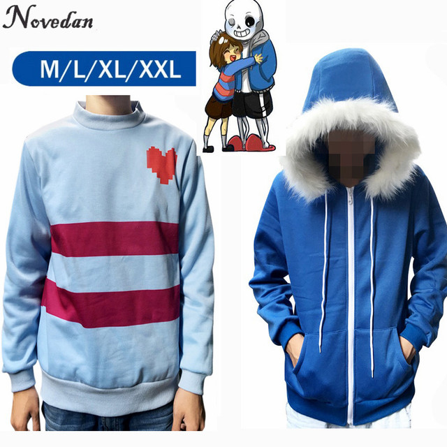 Undertale Character Cosplay Costume Chara Sweater Hoodie Jacket y1sFM