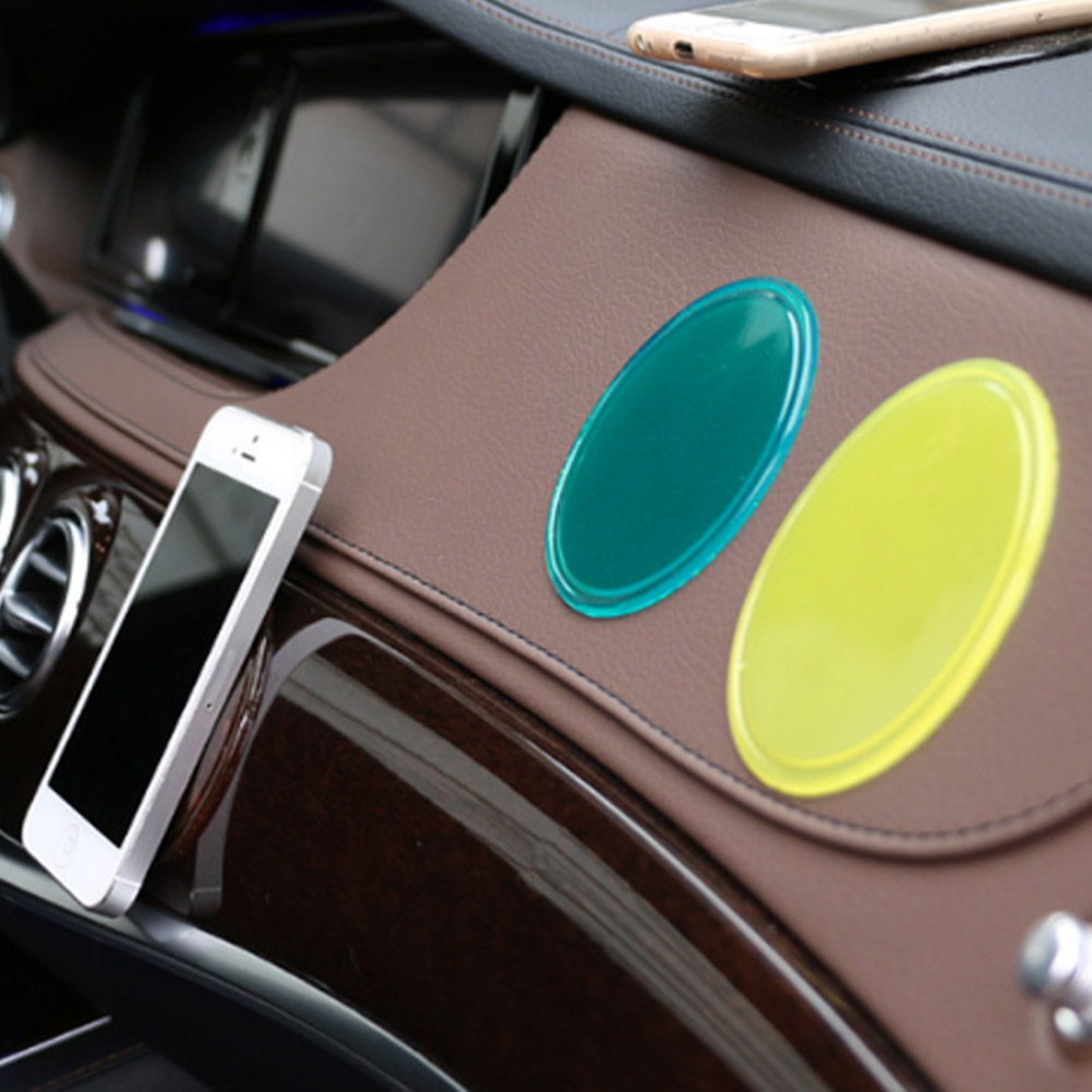 Car Slip Resistant Mobile Phone Mat Gps Magic Car Anti