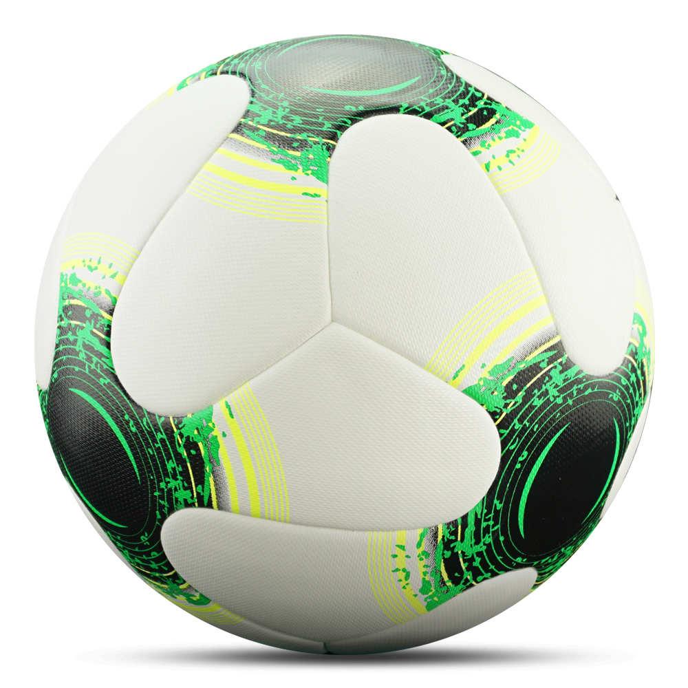 New A++ Premier Custom Soccer Ball Official Size 5 Football PU Durable Soccer Ball Outdoor Sport Training Balls Futbol Voetbal