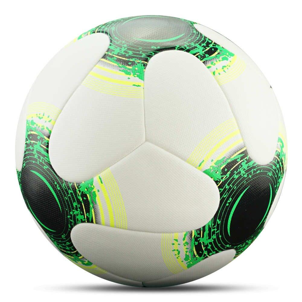 Nouveau A + + Premier Ballon De Soccer Personnalisé Officiel Taille 5 de Football PU Durable Ballon De Football En Plein Air Sport Formation Boules futbol voetbal