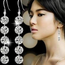 Earrings Fahsion Charming Jewelry Accessories Round