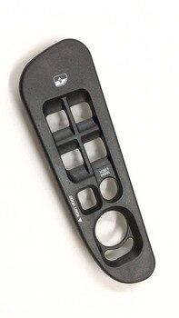 Interruptor de ventana principal bisel cubierta de ajuste lateral para Dodge RAM 1500/2500/3500 2002-2005