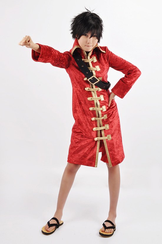 Free Shipping One Piece Film: Z Monkey.D.Luffy Anime Cosplay Costume