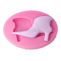 Lady boots design 3D fondant Silicone decorating mould chocolate decorating mould silicone cake design tools