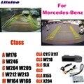 Реверсивная камера интерфейс резервного копирования оригинальный монитор обновления для Mercedes Benz MB A B C E M CLA CLS SLC SLK GLC GLA GLK NTG система