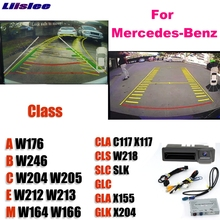 Reversing Camera Interface Backup Original Monitor Upgrade For Mercedes Benz MB A B C E M CLA CLS SLC SLK GLC GLA GLK NTG SYSTEM цена 2017