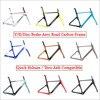 NEW High End Aero Carbon Road Frame 700c Ud Only Carbon Bike Frame Diy Custom Design