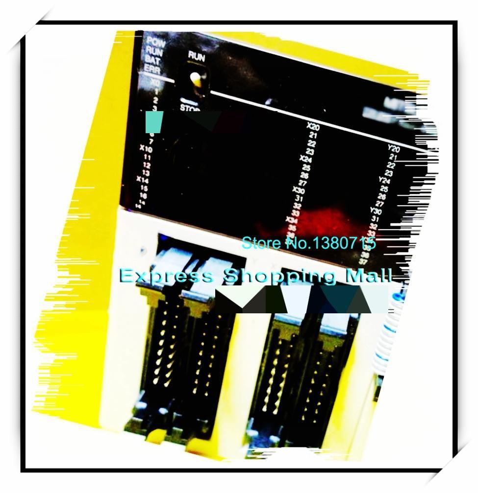 New Original FX3UC-64MT-D PLC Base Unit moser машинка для стрижки аккумулятор сеть moser li pro