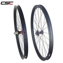 29 дюймов, Углеродные колеса для горного велосипеда, 29 дюймов, MTB, бескамерная углеродная велосипедная колесная система, D791SB-B15, D792SB-B12, 15x110 мм, 12x148 мм