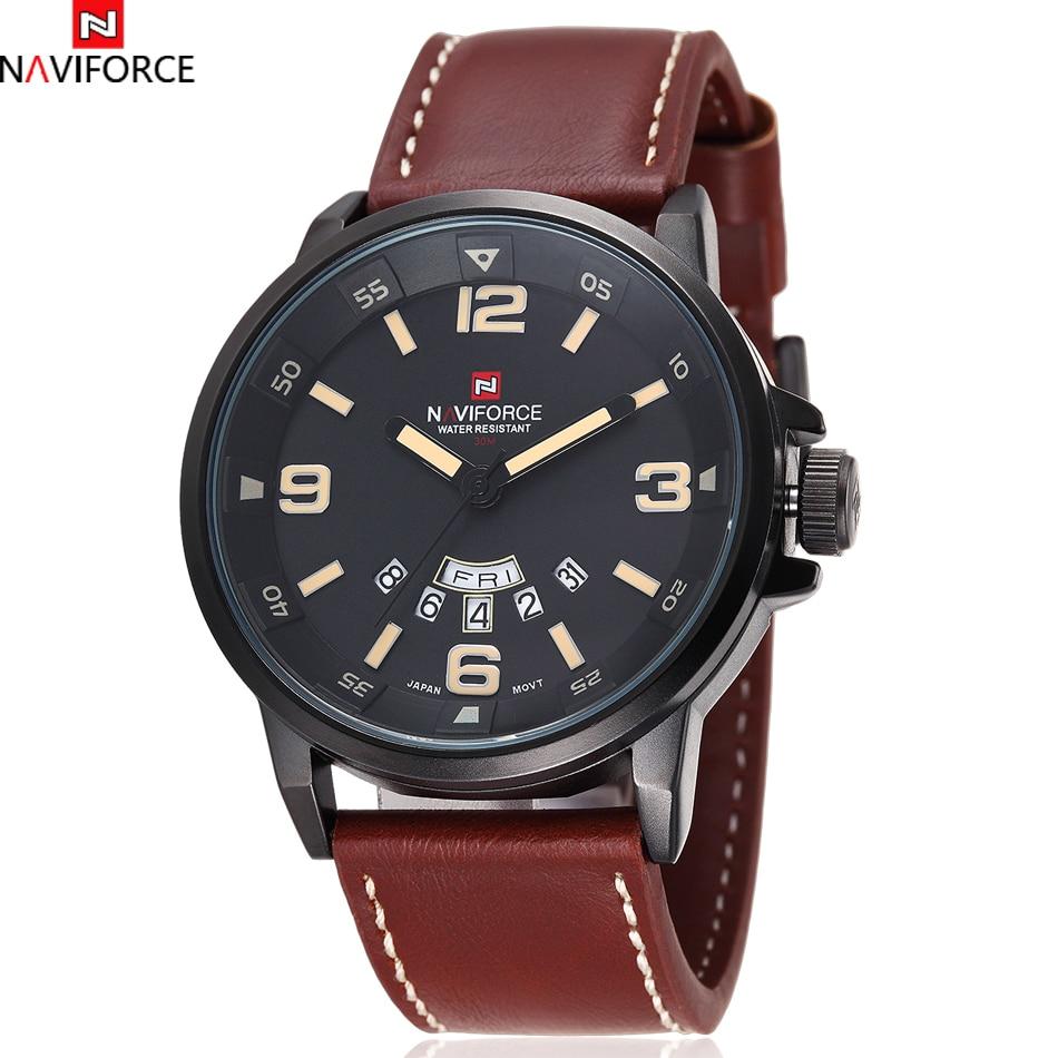 Geneva Fashion Men Date Alloy Case Synthetic Leather Analog Quartz Sport Watch Montre Homme Cuir Relogio Masculino Reloj Hombre Outstanding Features Men's Watches Quartz Watches