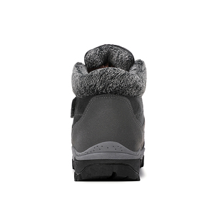 Image 5 - TUINANLE  2020 Winter Boots Warm Snow Boots Waterproof Cow Suede Shoes Female Ankle Platform Boots Plus Size Combat Boots Women