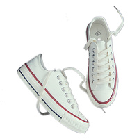 Original new all Sport star canvas shoes men's women unisex sneakers classic Skateboarding Shoes white color free shipping 6 9.5