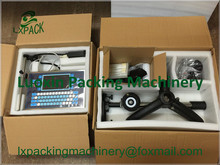 LX PACK Lowest factory price Smart Portable Handheld Printer Pvc Pipe Hand Coding Solution Inkjet Printer