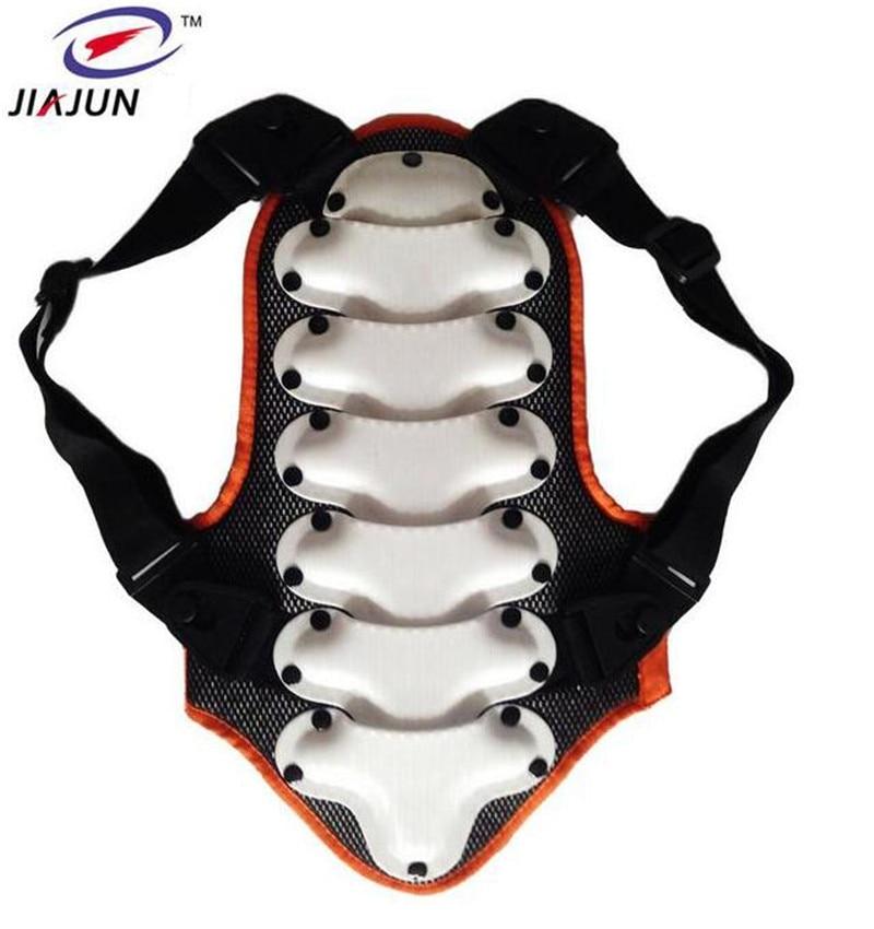 JIAJUN Childrens Sport Armor Back Support Bike Skiing Roller Skateboarding Equestrian Armor Ski Strong Back Protection